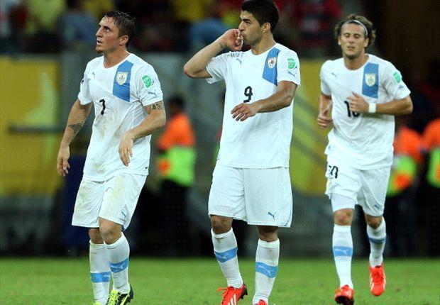 Nigéria e Uruguai se enfrentam.
