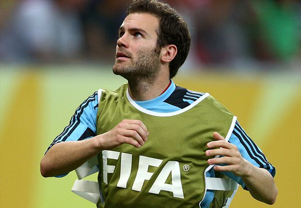 Chelsea won't sell Mata to rivals, says Villas-Boas