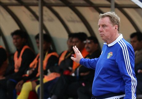 Redknapp returns with 8-0 Jordan win