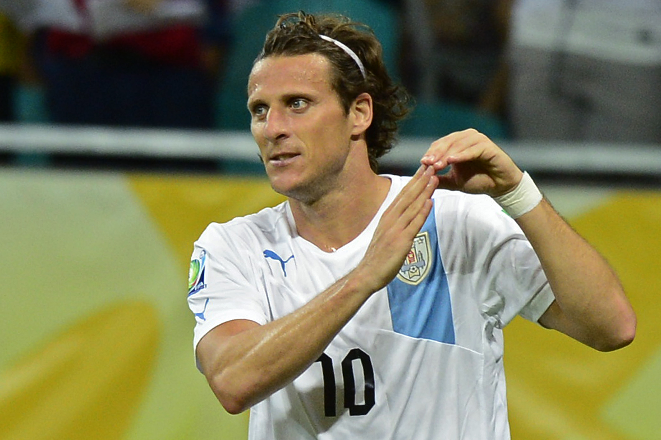 Done deals in the January transfer window Diego Forlan Goal
