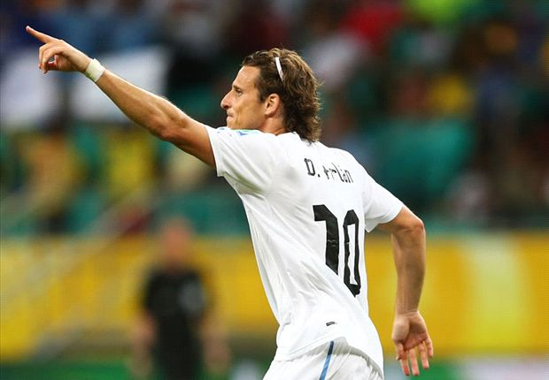 Forlan delighted to net 'fantastic' Uruguay winner