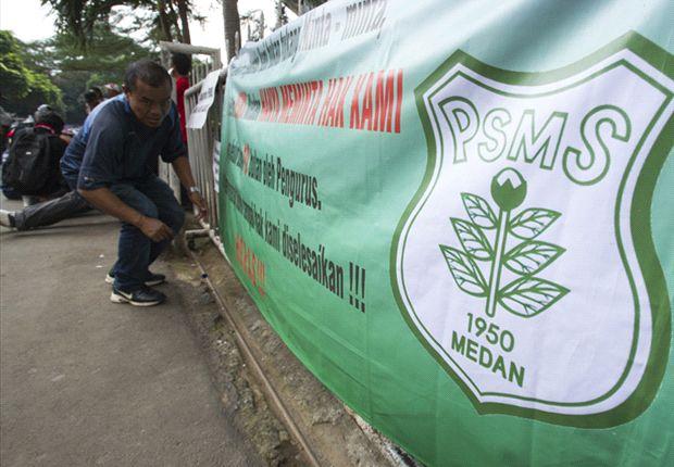PSMS PT Liga Pulang Dengan Bantuan PSMS LPIS