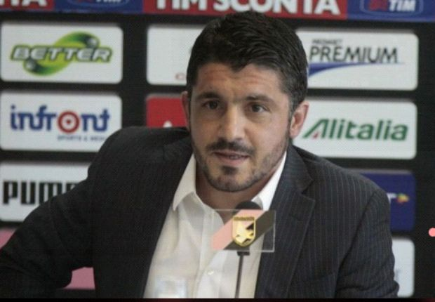 Gattuso eyes Milan hotseat