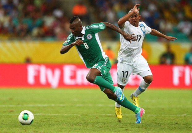 Ideye and Anichebe to show the way for Nigeria and the Albion?
