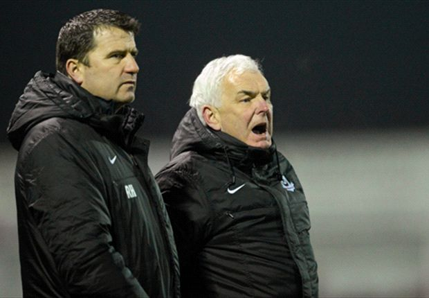 Robbie Horgan announced as new Drogheda United manager