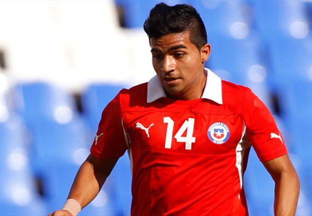 Chile vence a Egipto en el debut