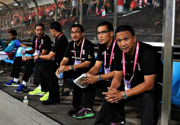 Fandi wants his players to show more desire.
