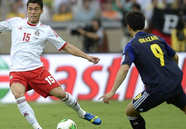 Japan 1-2 Mexico: Hernandez double propels El Tri to victory
