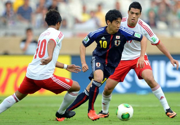 'It was a miserable performance' - Kagawa