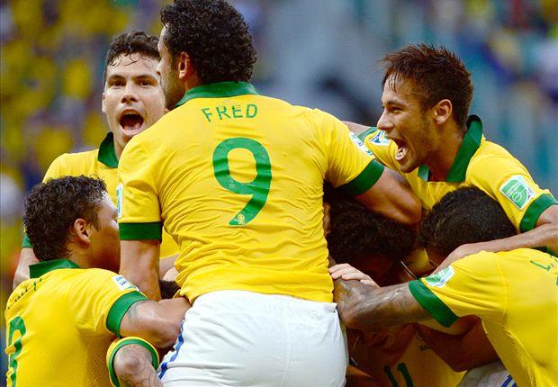 Brazilië wil doorstoten naar Maracanã
