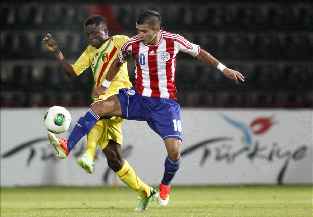 Paraguay no pasó del empate ante Mali