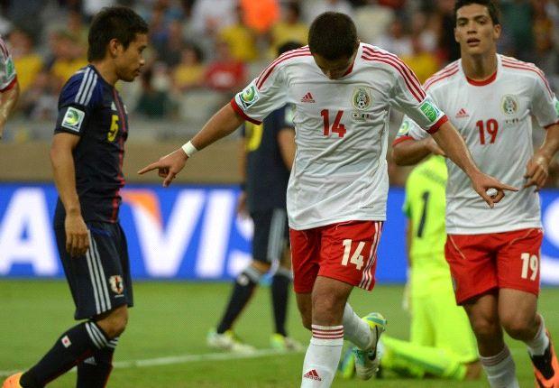 México desciende al puesto 20 en ranking FIFA
