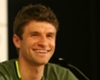 Muller looking forward to England