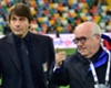 Tavecchio coy on Conte replacement