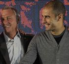 "Pep: ""Con la Juve ho pensato a Cruyff"""