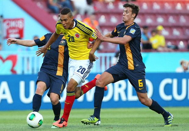 Young Socceroos earn Colombia draw in Under-20 World Cup
