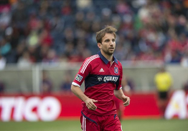 Chicago Fire 2-2 Montreal Impact: All even in wild match