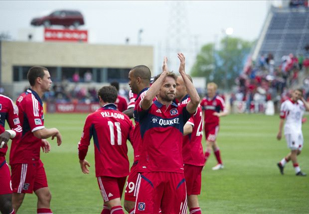 Chicago Fire 2-1 Montreal Impact: Fire take win over Imapct