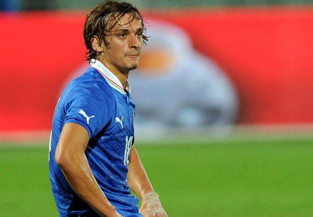 Manolo Gabbiadini sulit mendapatkan tempat di Juventus