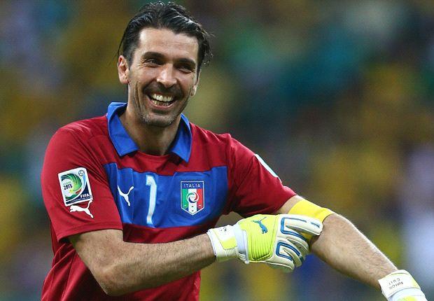 Gigi Buffon suka gaya baru Italia, menyerang
