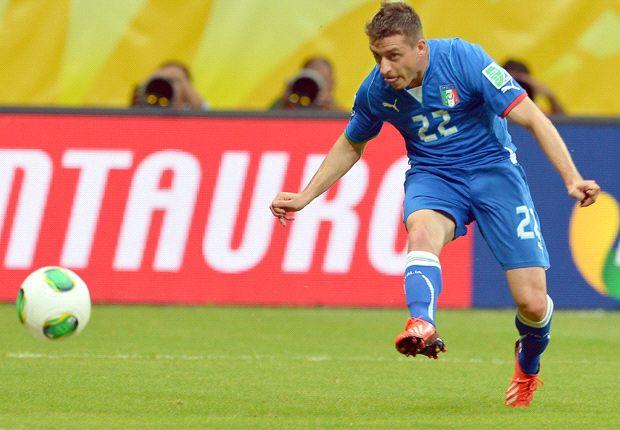 Emanuele Giaccherini masuk daftar target Paolo Di Canio