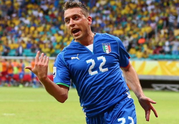 Giaccherini keen for Juventus stay