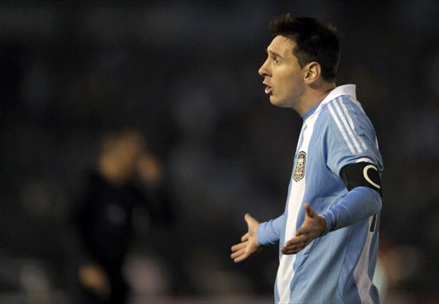 'Maradona was better, but Messi's time will come' - Suker
