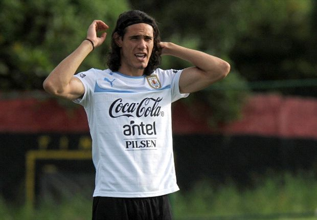 Cavani decision to be made soon, says Napoli president De Laurentiis