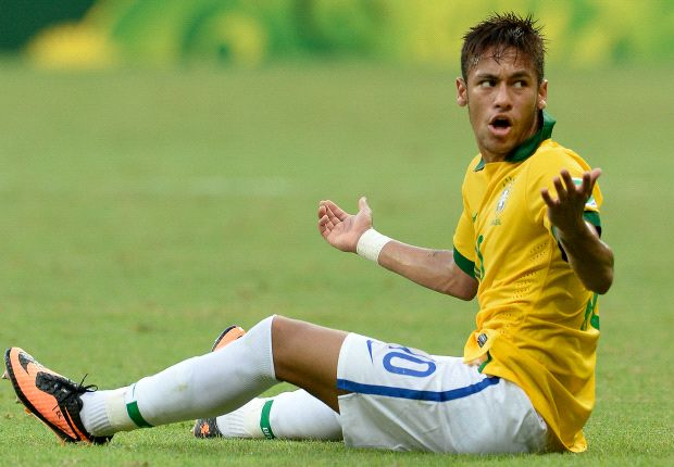 Lugano: Neymar likes to fool referees