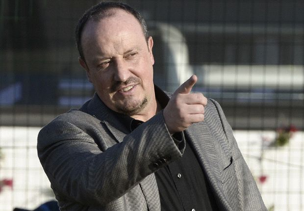 Real Madrid taught me to always respect your opponent, says Benitez