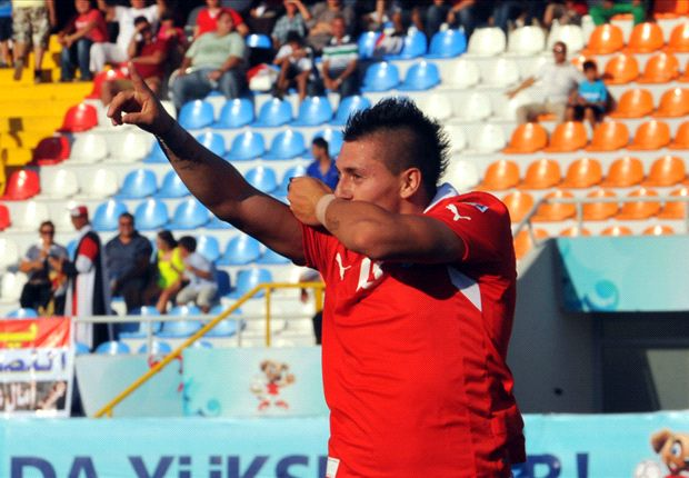 Chile beat Egypt 2-1 in the U20 World Cup in Turkey