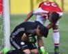 Valdez, lesionado tras el partido en Quito