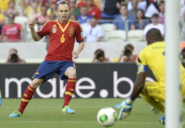 Iniesta: Spain do not fear Italy