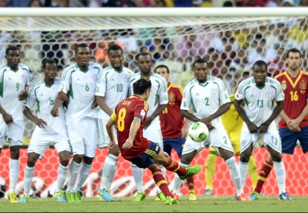 Young Nigerians stretch Spain and restore pride in African football