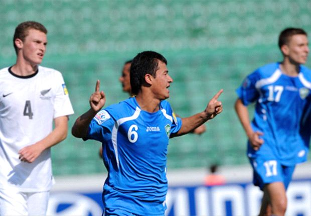 Uzbekistan have qualified for the nexrt round of the U20 World Cup, along with Korea and Iraq