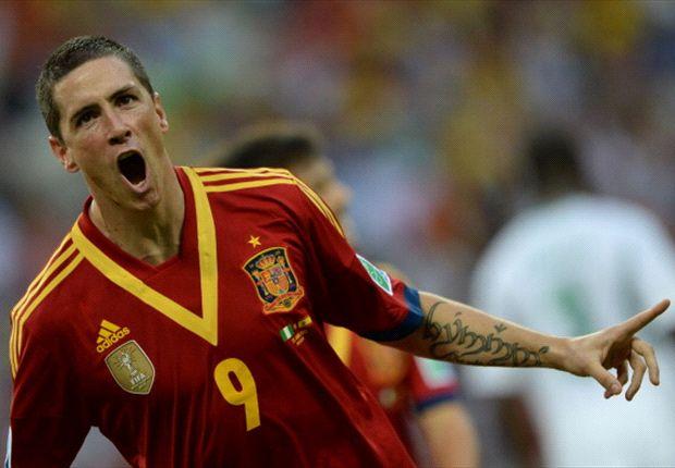 Spanyol Paksa Nigeria Pulang Lebih Cepat