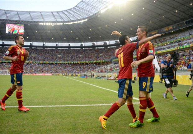 Spain have set yet another new record in international football