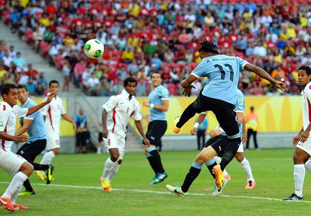 Un jugador de Tahití da positivo en un control antidoping de la Copa Confederaciones