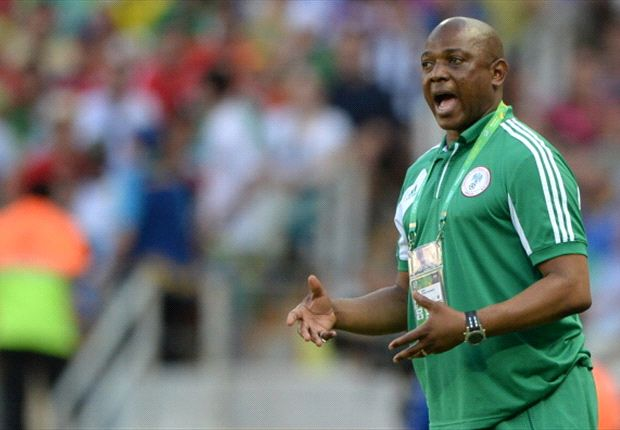 Nigeria were too nervous, admits Keshi