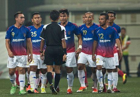 Rekor, Klub Malaysia Lampaui Persipura