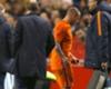Sneijder speelt niet tegen Engeland