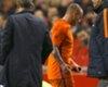 Injured Sneijder disappointed to miss England clash