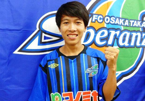 Thailand captain Naphat Sriserm will play in Japan's Nadeshiko League