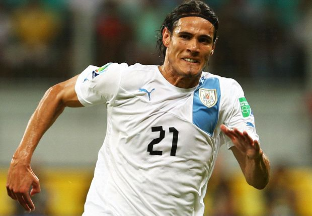 Cavani: Napoli's asking price too high