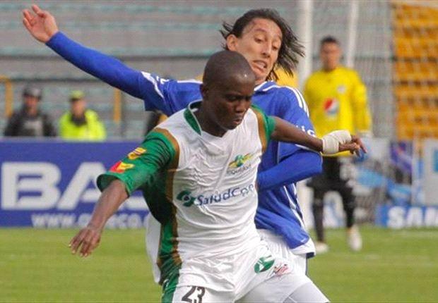 Dáger Palacios y Carlos Rivas son los primeros refuerzos de Independiente Medellín