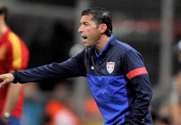 Tab Ramos staying busy, happy with U.S. Soccer