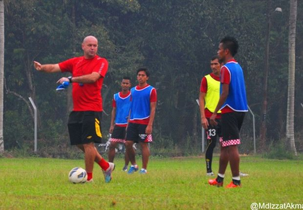 Hodak's forces are shifting gears in preparation for the Malaysia Cup.