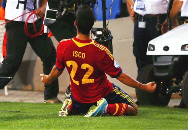 Meio-campista continuará em La Liga, mas trocou Málaga por Real