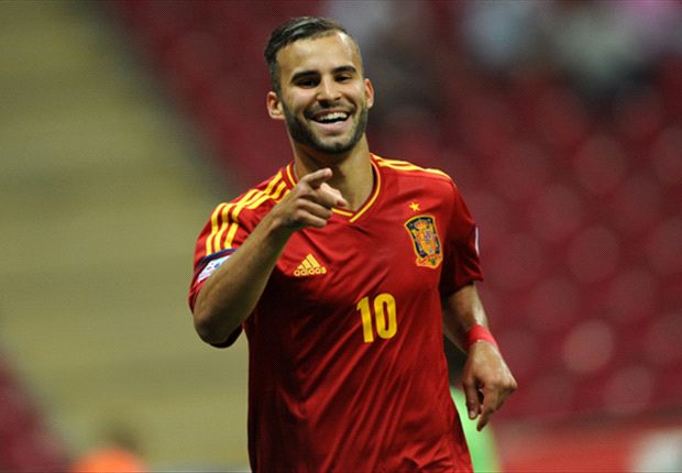 Jese Rodriguez hints at Madrid exit
