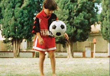 Messi y una emocionante anécdota